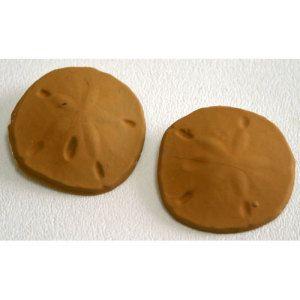 Sand Dollar Chocolate Mold