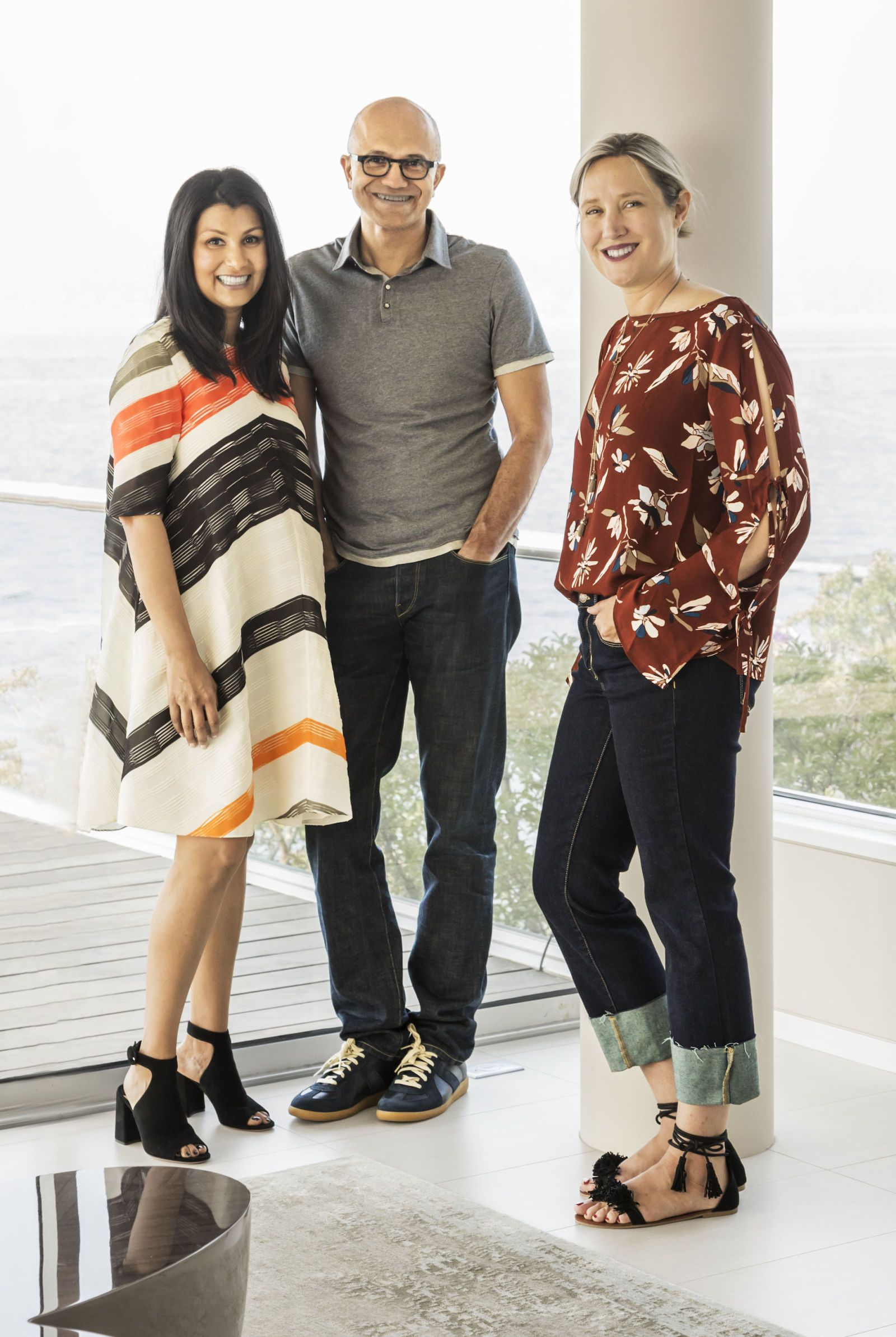 Zain Nadella: Satya And Anu Nadella Open Up About Their Family Life