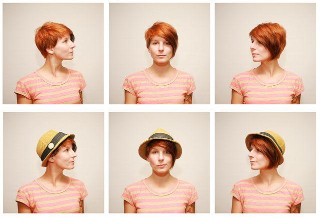 Pixie haircut asymmetrical Cheveux courts, Cheveux et Mi