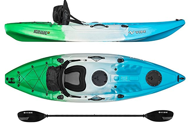 Key Features 1 Person Sit On Top Fishing Kayak 9ft 46lbs Fishing Kayak With A Deluxe Kayak Seat That Fishing Kayak Reviews Best Fishing Kayak Kayak Fishing