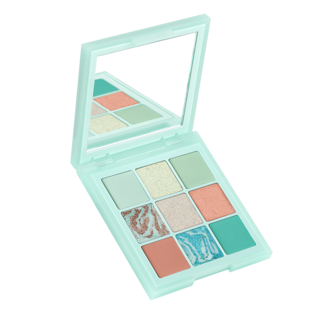 PASTEL Mint Obsessions Eyeshadow Palette in 2020