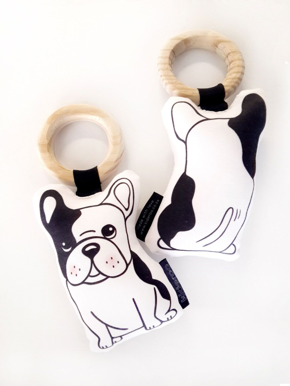 French Bulldog Teething Toys