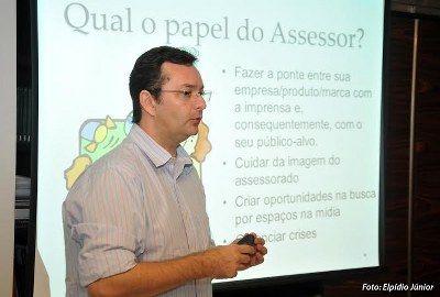 Media Training - parceria com o amigo e jornalista Gustavo Farache