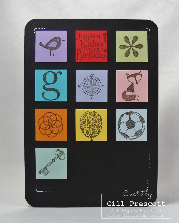 Ipad birthday card card ideas pinterest card ideas and creative ipad birthday card bookmarktalkfo Image collections
