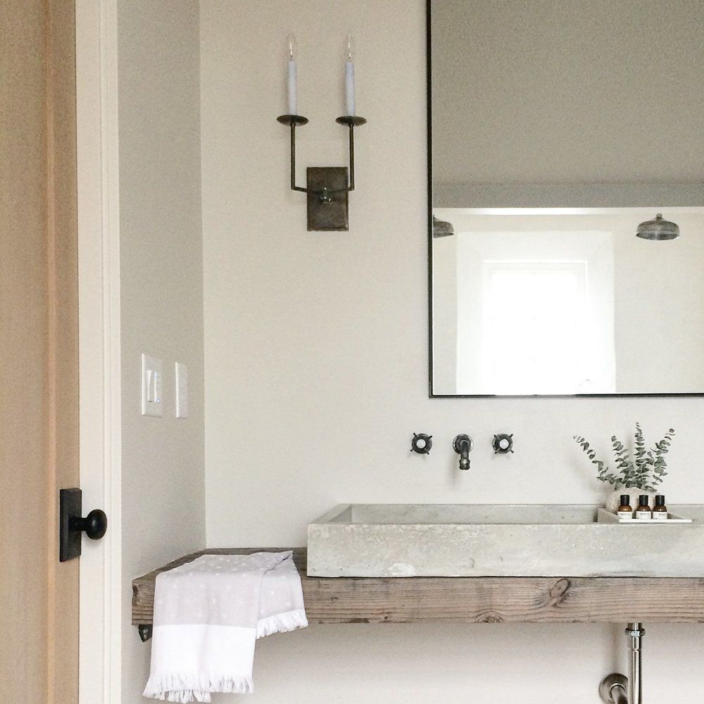 Pros Cons Bathroom Sink Styles With Images Concrete