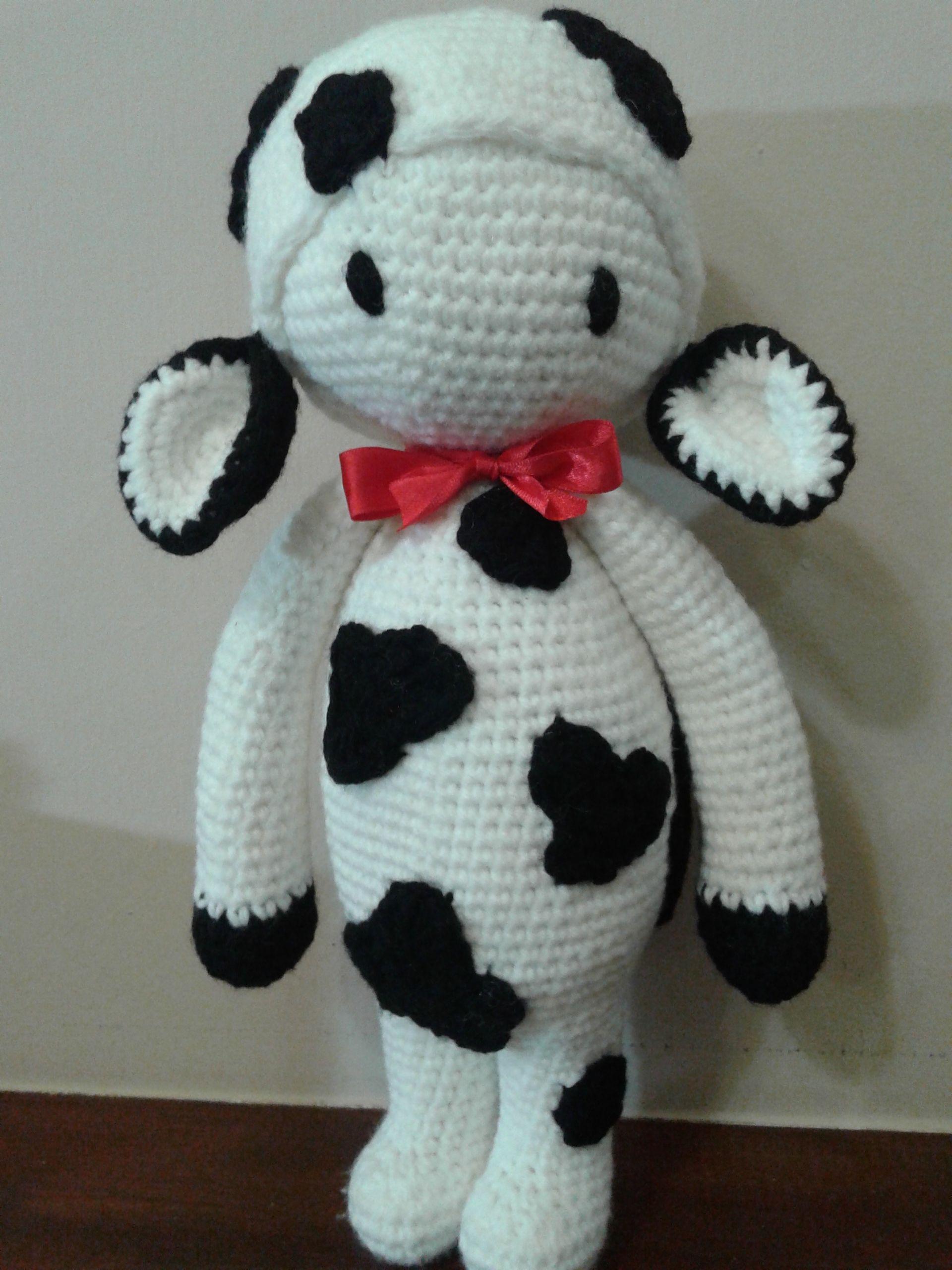 laly vaca   amigurumis, accesorios y deco crochet Vaimiforiu ...