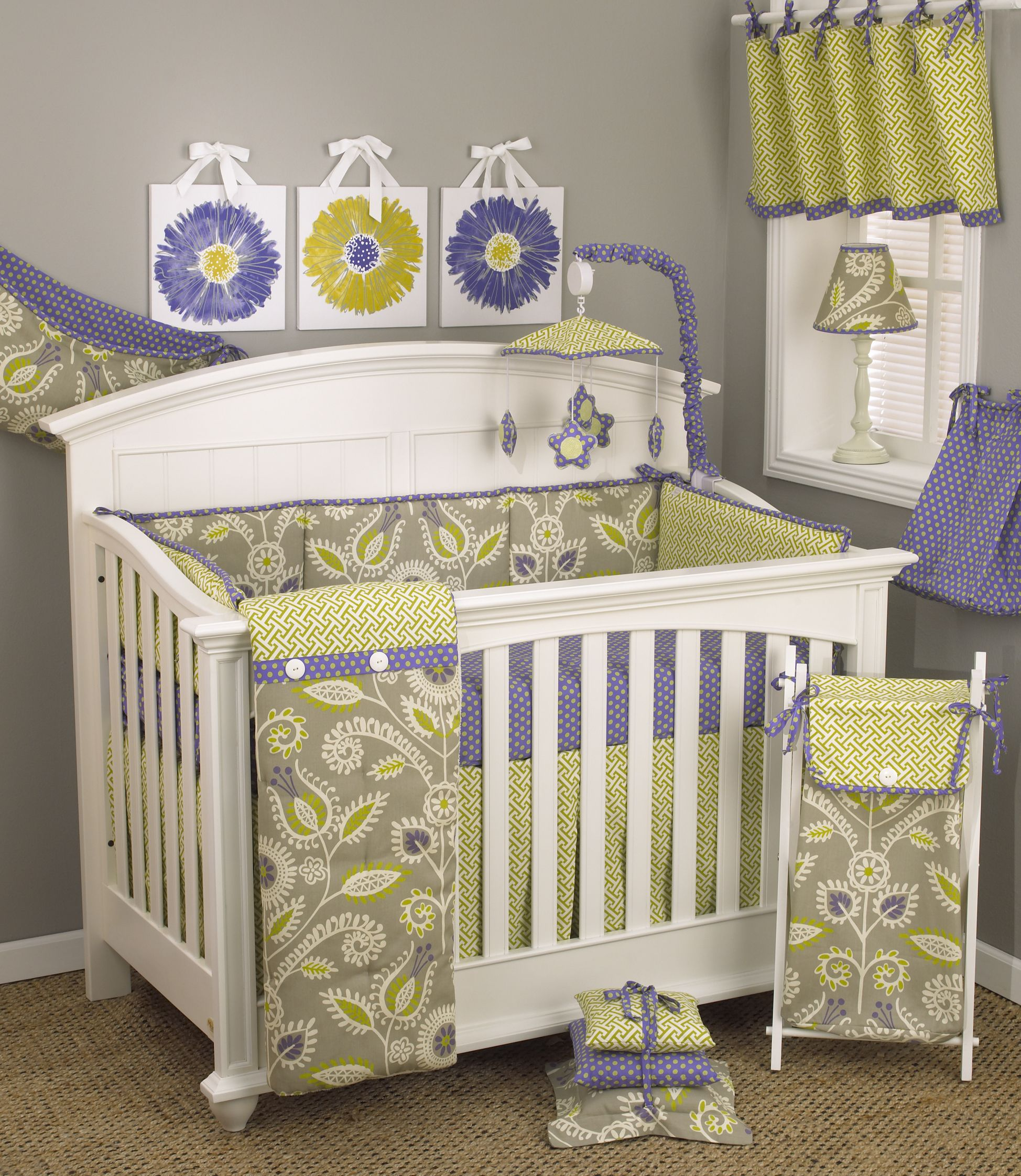 Crib Bedding Sets - Baby Bedding - Baby - Nursery