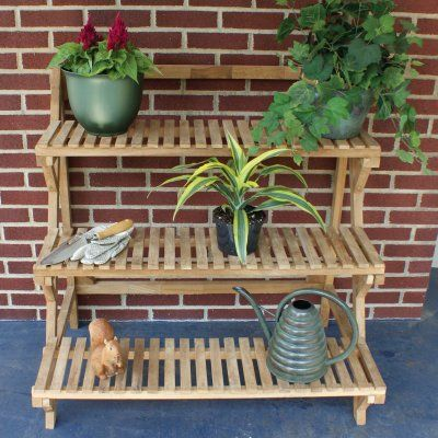 Front Porch Herb Garden Plant Stand Plants Garden Ideas