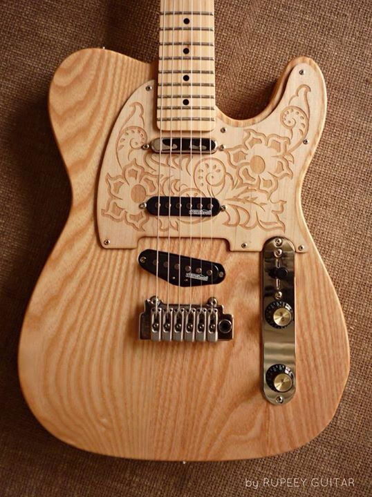 Rupeeyguitar Indonesia Boutiqueguitar Handmadeguitar We Ready Build For Your Weapon Order In This Month Please Kee Guitar Telecaster Thinline Fender Guitars