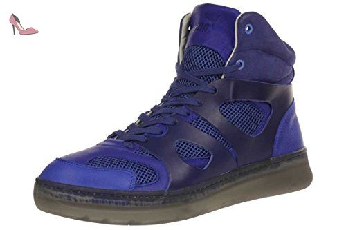 Pointure Blue Puma Mcqueen Sneaker Mens Mid Move Alexander By Mcq 44zxqP