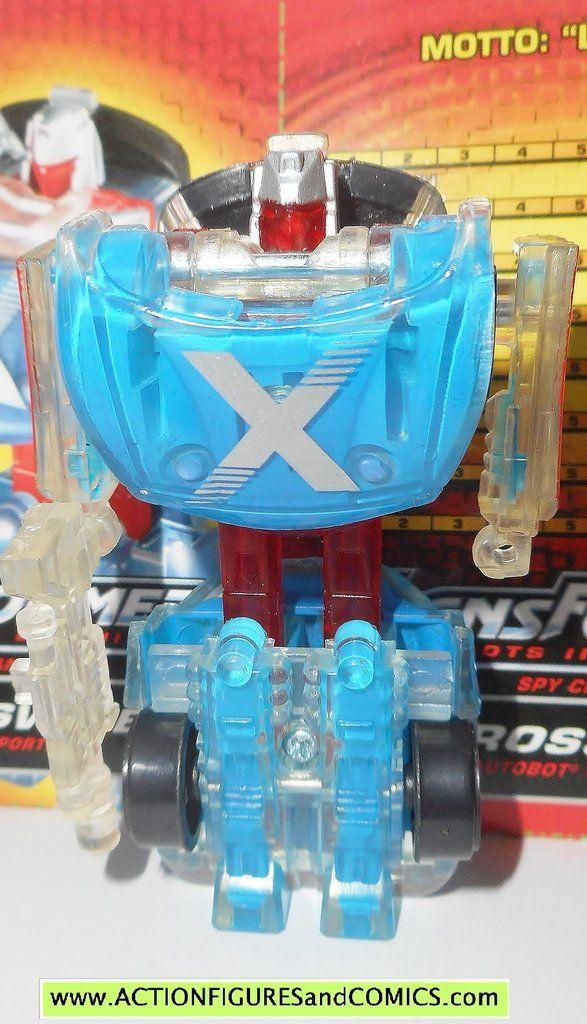 Transformers Universe RID Minicon Spychangers Hoist Hasbro 2006