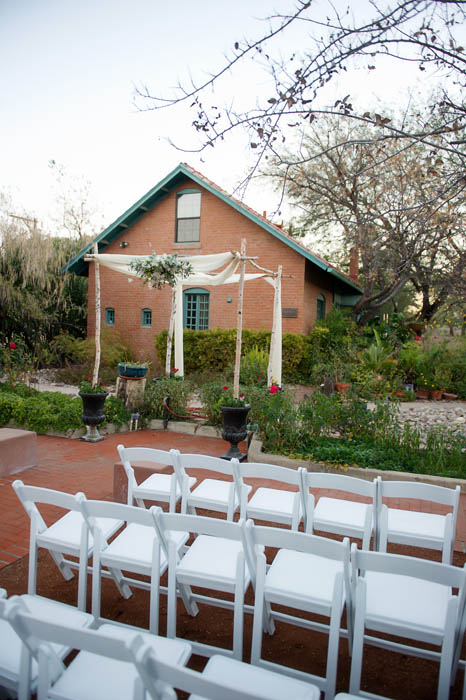 Outdoor Wedding Venues Kingan Gardens Tucson Az