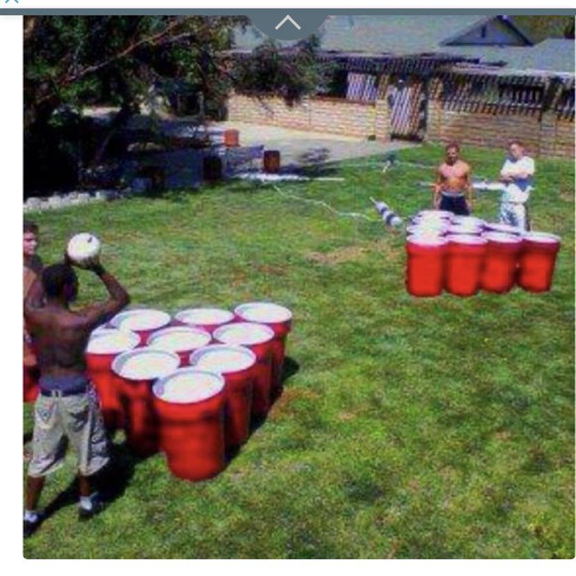 Pin Auf Backyard Party Paintball Etc