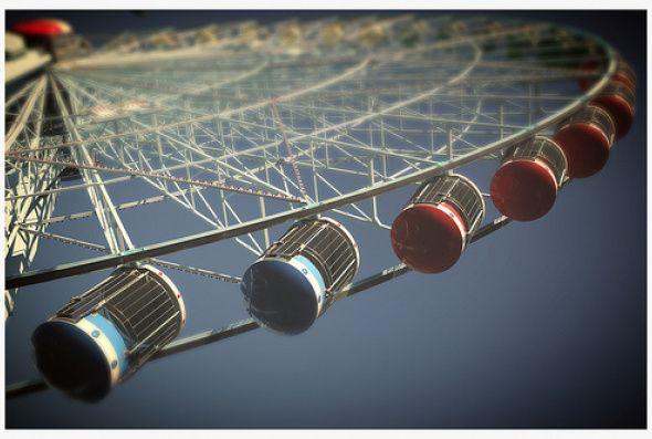 Texas Star Ferris Wheel Fair Park Dallas