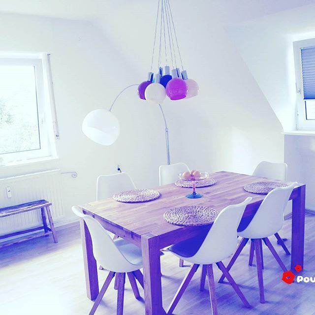 Esszimmer#skandinavien#white#Glück#schönewohnung#traumwohnung   Esszimmer 2  Wahl