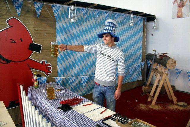 Oktoberfest Spiele Ideen