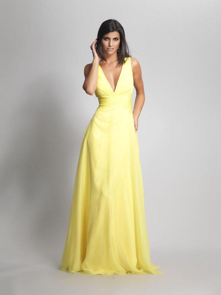 27 Vestidos Amarillos Para Fiestas Vestidos Amarillos De Fiesta Vestidos Amarillos De Noche Vestido Amarillo