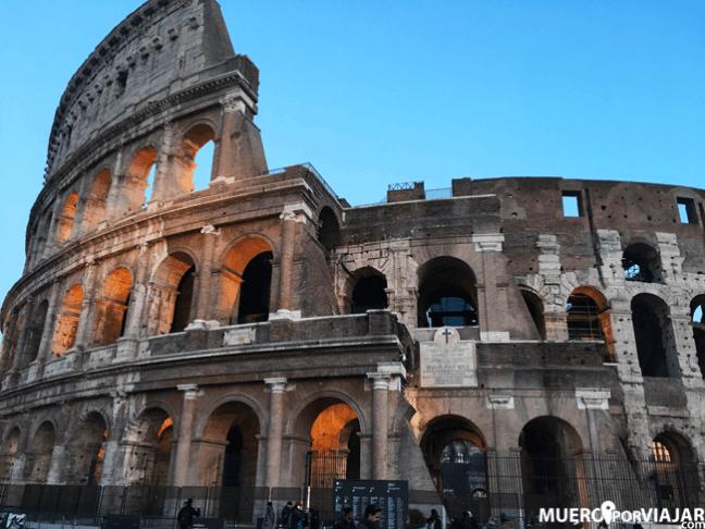 Roma El Vaticano Trastevere Bocca Della Verità Circo Massimo Y