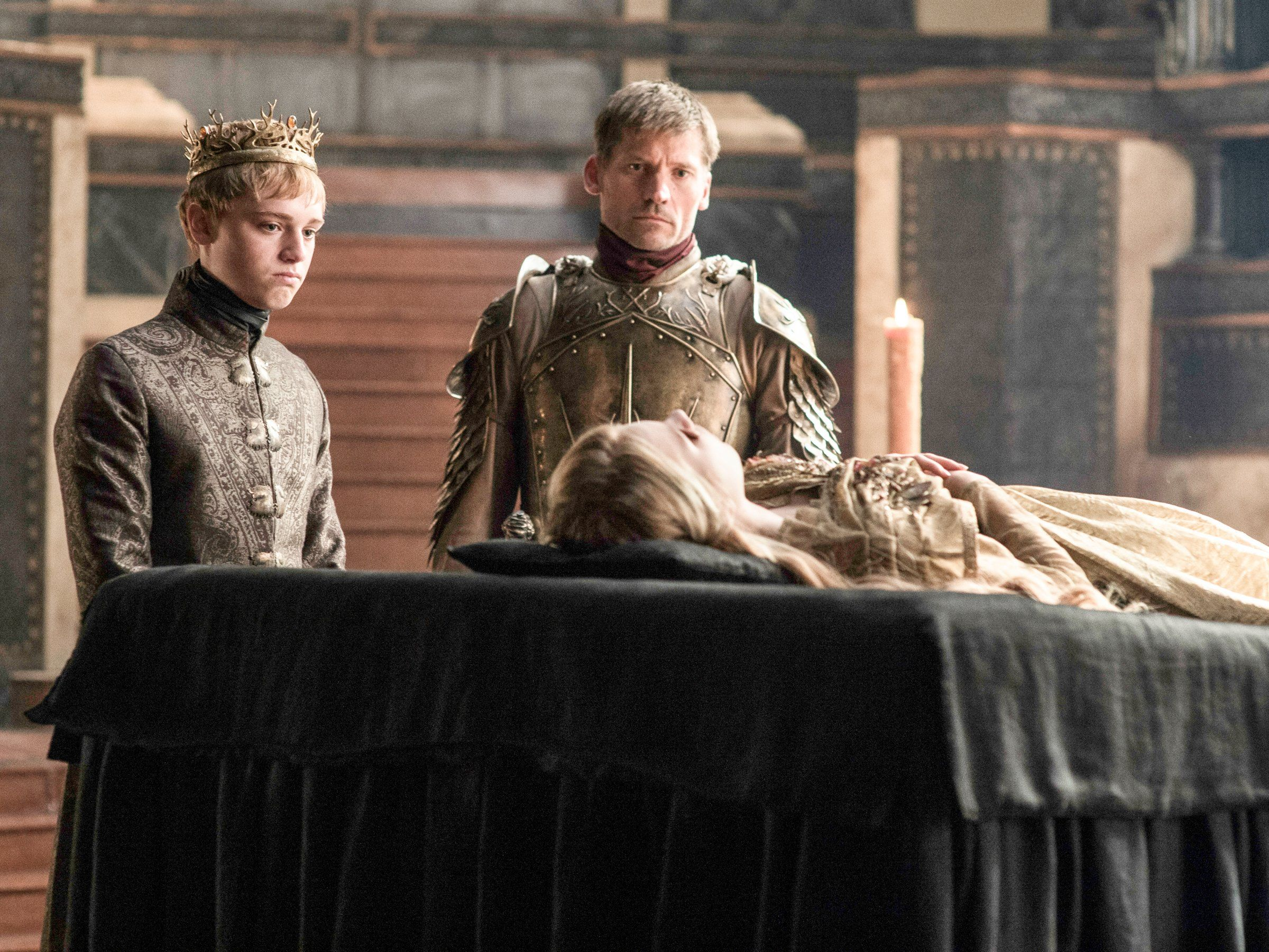 Jaime and Cersei may have a dark destiny if this 'Game of