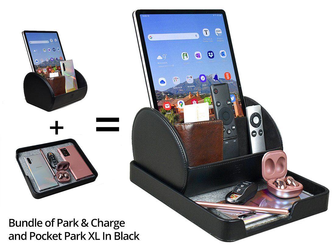 Device organiser and Pocket Park Tray Bundle