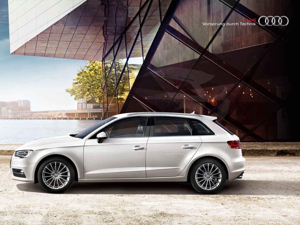 Nuevo #Audi A3 Sportback - Ahora disponible en #Colombia http://colwagen.co/a3.html
