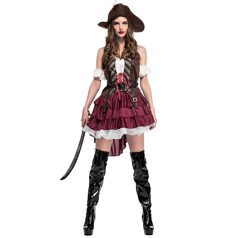 MILLYN Sexy Halloween costumes Somali pirates cosplay game clothes #Pirate Halloween Costumes For Women ...  sc 1 st  Pinterest & MILLYN Sexy Halloween costumes Somali pirates cosplay game clothes ...