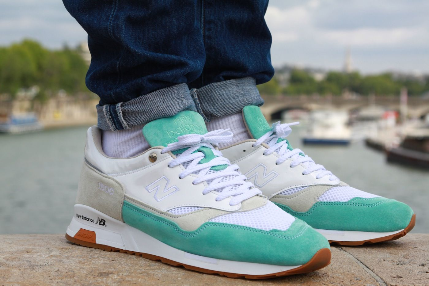 buy popular 65501 dba9d Solebox x New Balance 1500 Toothpaste pack | Kicks ...