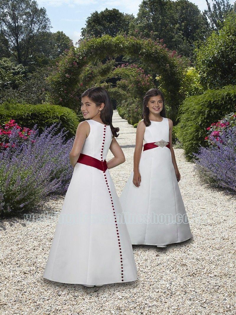 Flower girl dresses online shop cheap designer flower girl dress