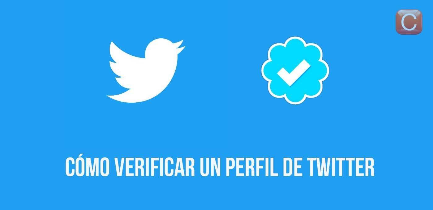 Cómo Verificar Una Cuenta De Twitter Cuentos Twitter Redes Sociales