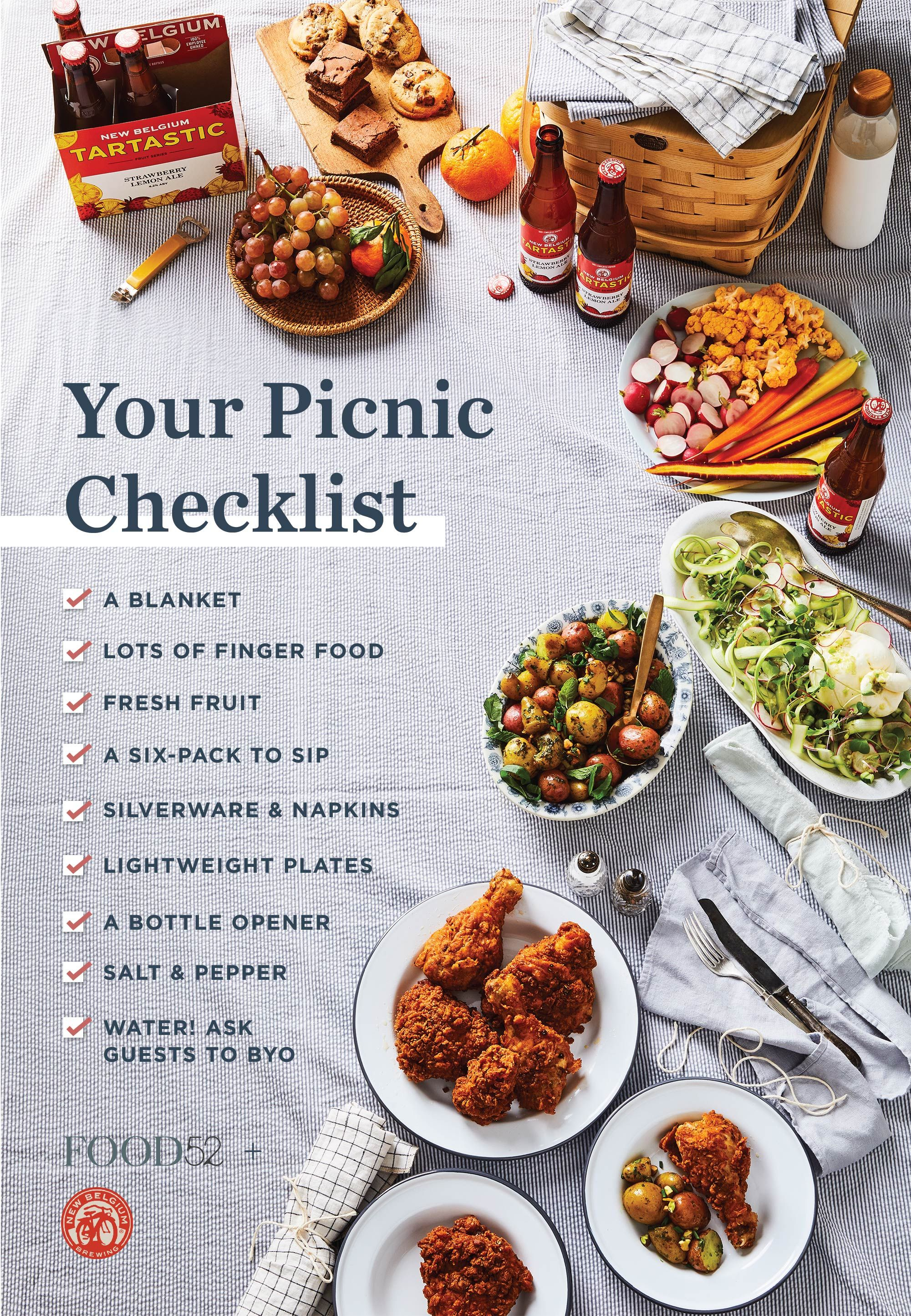 A Picnic Menu To End All Picnic Menus Picnic Menu Romantic
