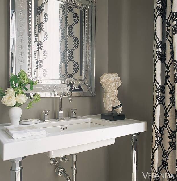 I Want This Sink From Facebook Veranda Magazine Bathroom
