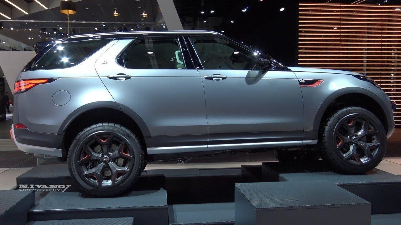 2019 Land Rover Discovery Svx Interior, Exterior and