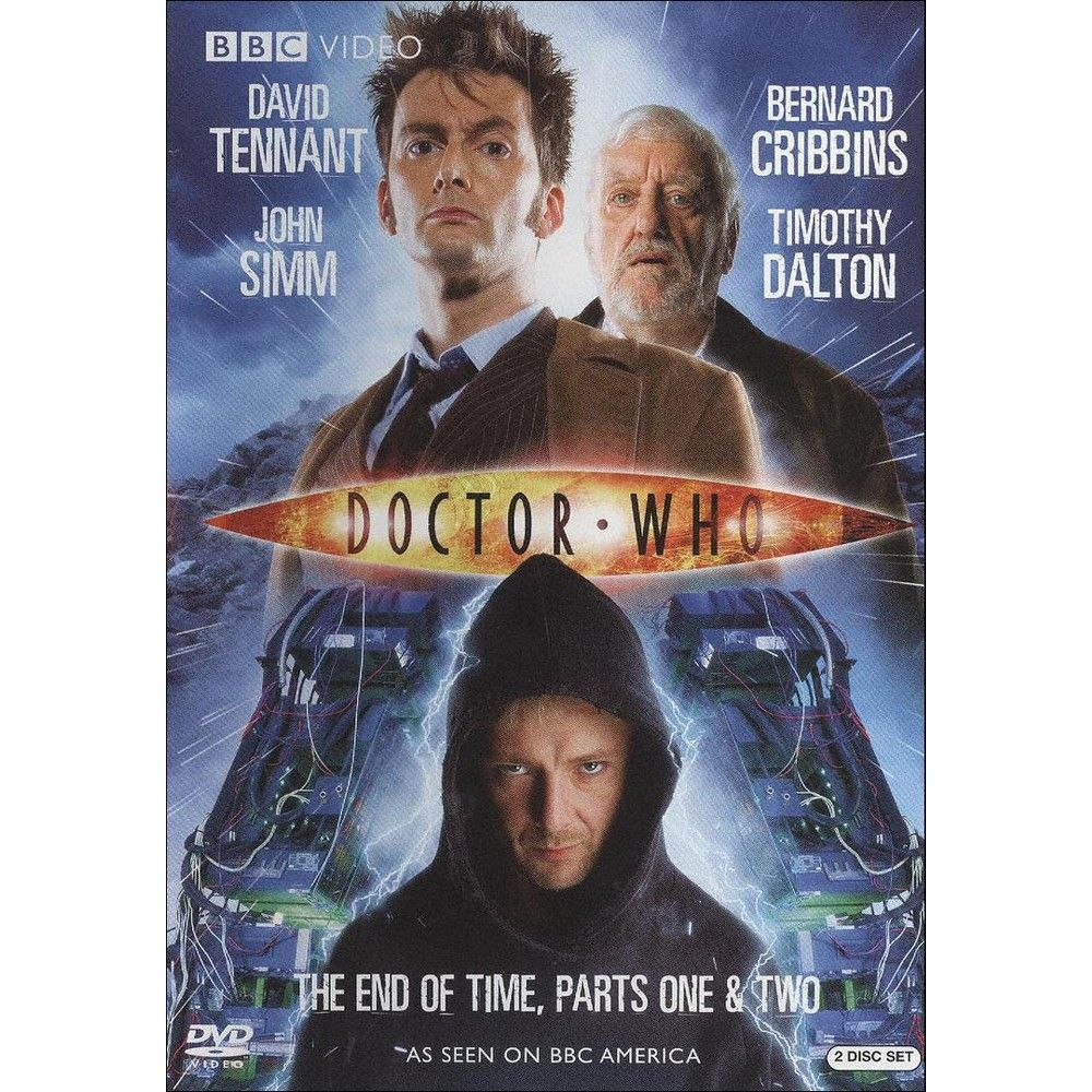 Doctor Who: The End of Time [2 Discs]