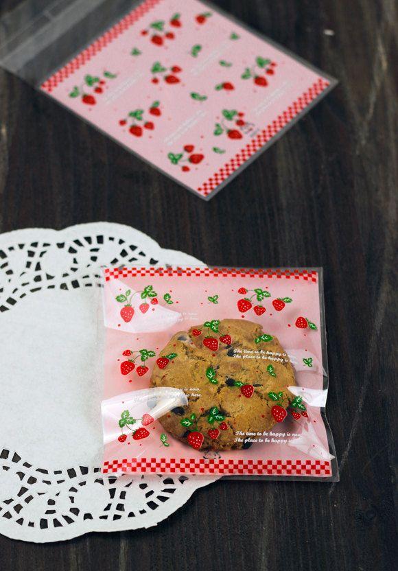 sacchetti per biscotti con fragole autosigillanti (15).