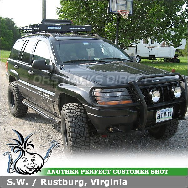 00 Jeep Grand Cherokee Roof Rack   Google Search
