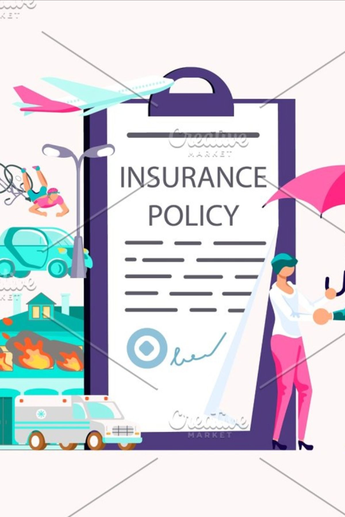 Insurance service Concept in 2020 | Life, Concept, Photo ...