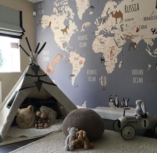 10 Baby boy room ideas that will bring convenience for your baby images