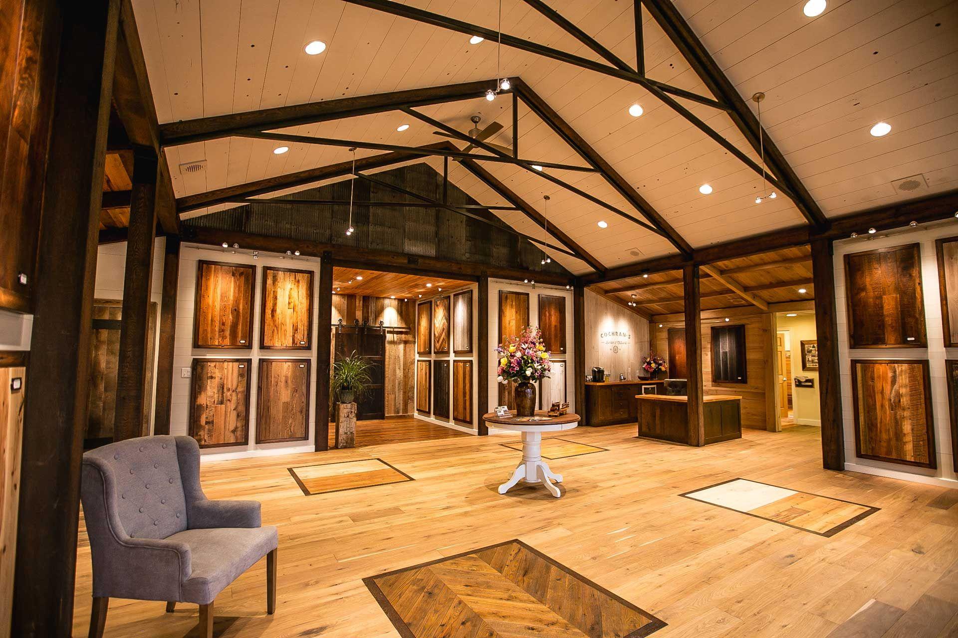 Home American Hardwood Flooring Cochrans Lumber