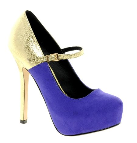 ASOS Punch Mary Janes
