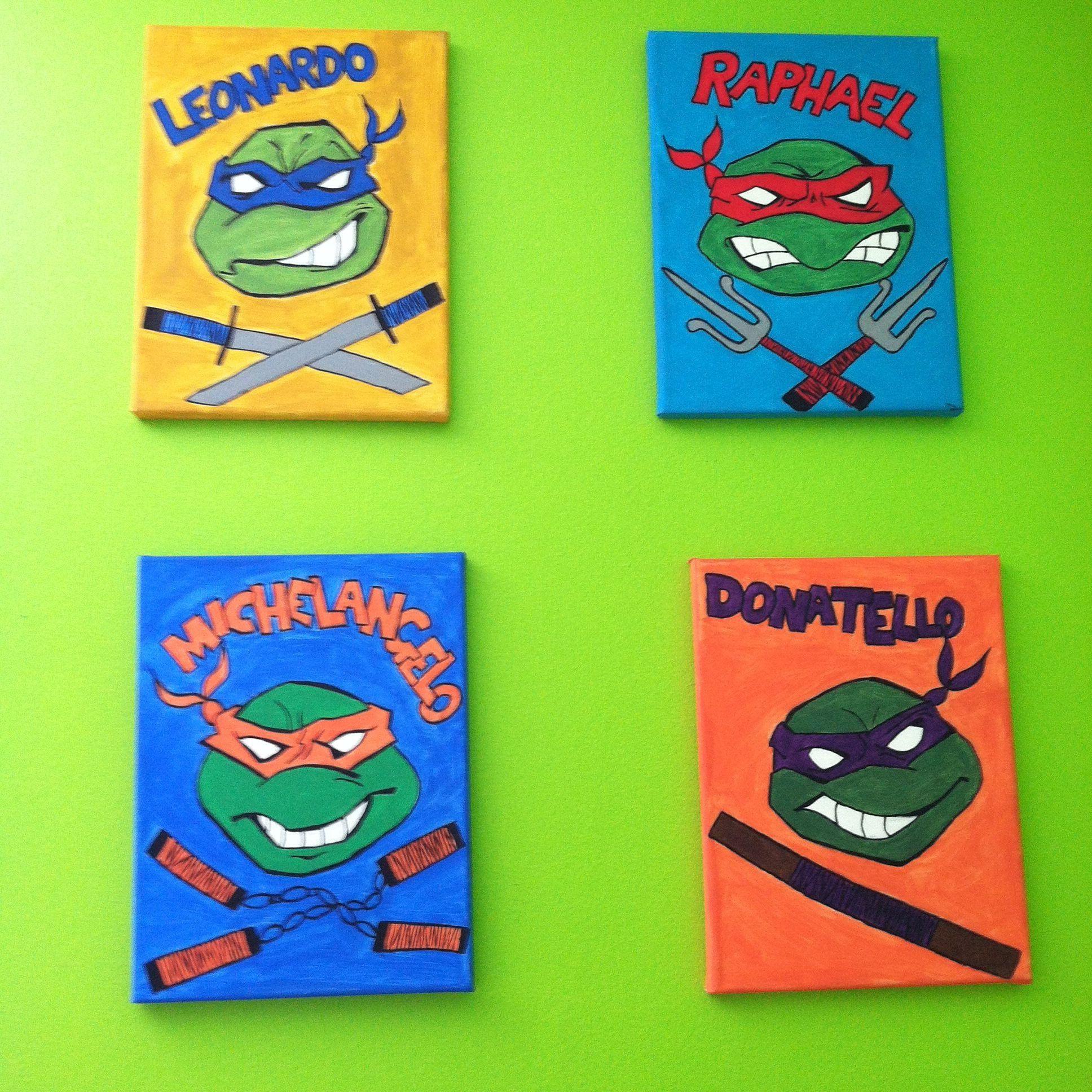 Teenage Mutant Ninja Turtles Bedroom Set Best Of Teenage Mutant Ninja Turtles Wall Art Tmnt In 2020 Ninja Turtle Bathroom Ninja Turtle Decorations Ninja Turtles Canvas