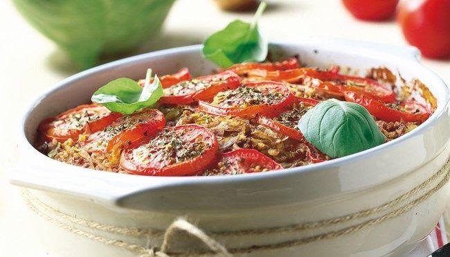 Tomaattinen kaalilaatikko - K-ruoka
