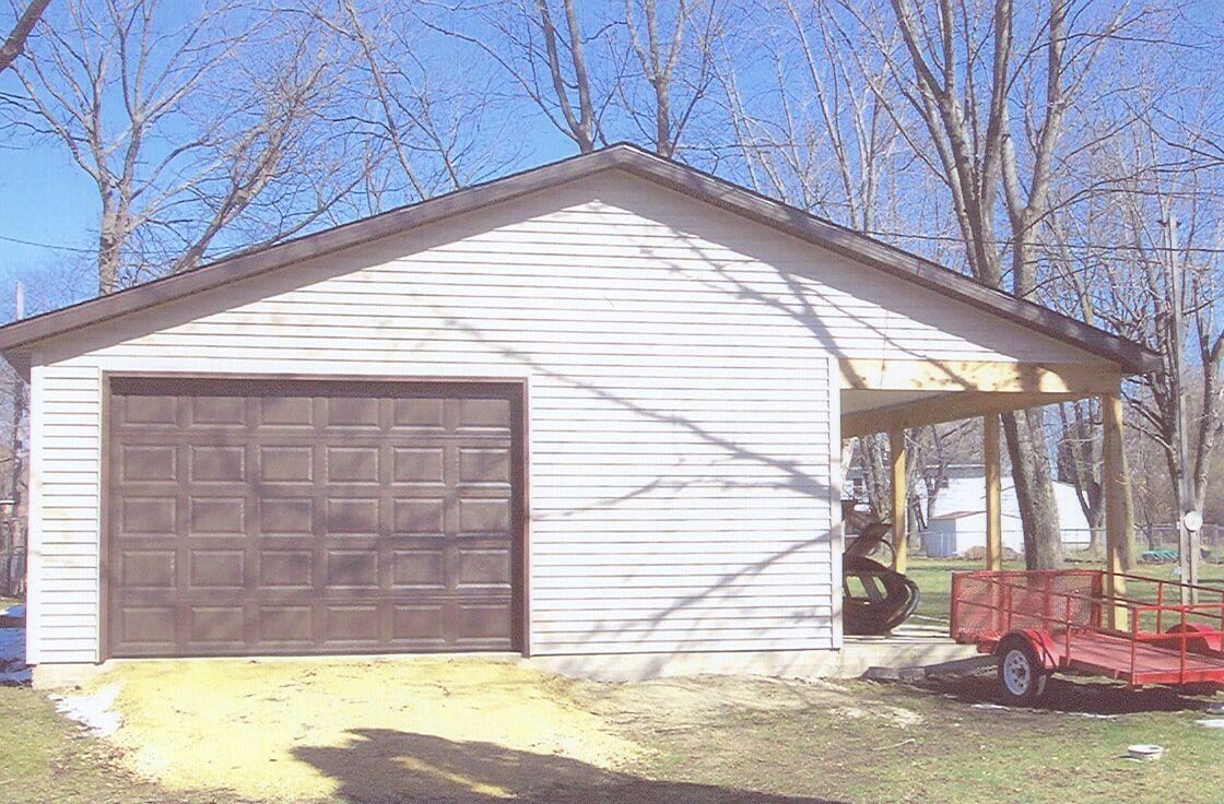 Photos Rockford Il Teslow Garages Garage Door Installation Outdoor Decor Garage