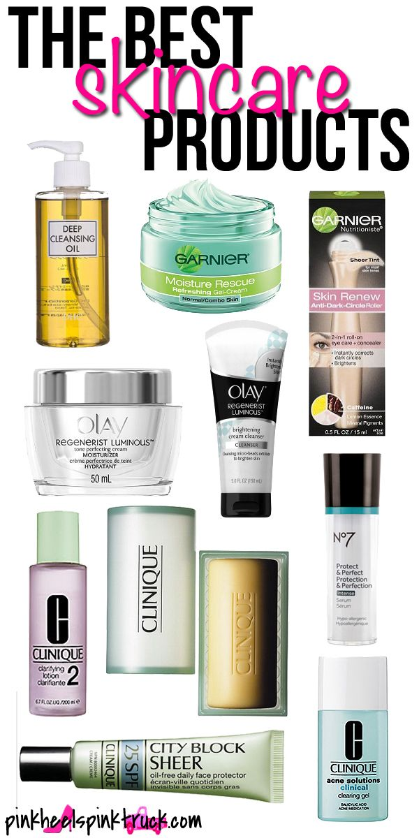 THE Best Skincare Products Best skincare products, Skin