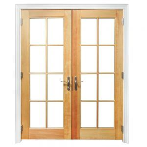 Interior Wood Door Glass Insert