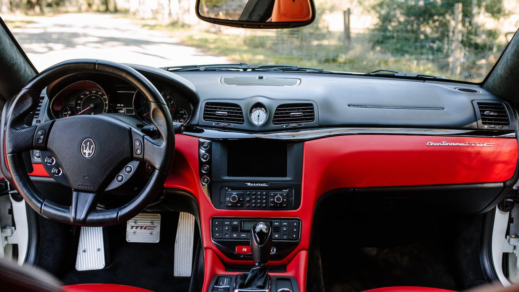 2013 Maserati GranTurismo MC Stradale W156 Kissimmee