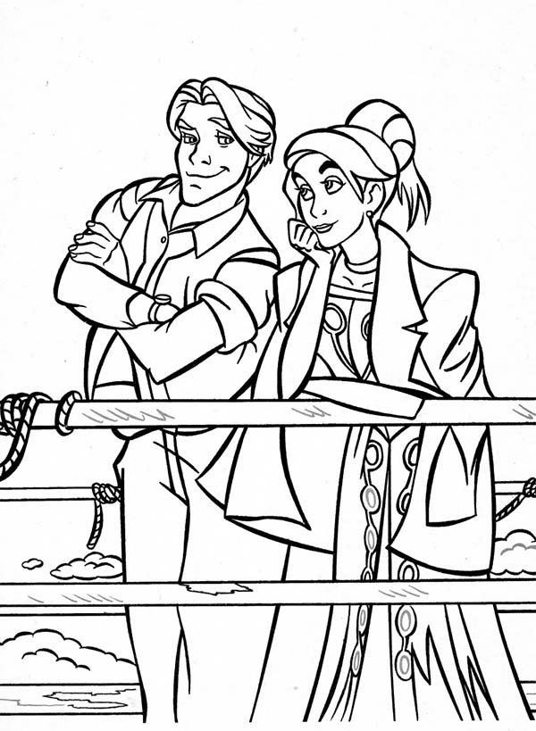 Anastasia Coloring Pages 1 | coloring page | Pinterest | Coloring ...
