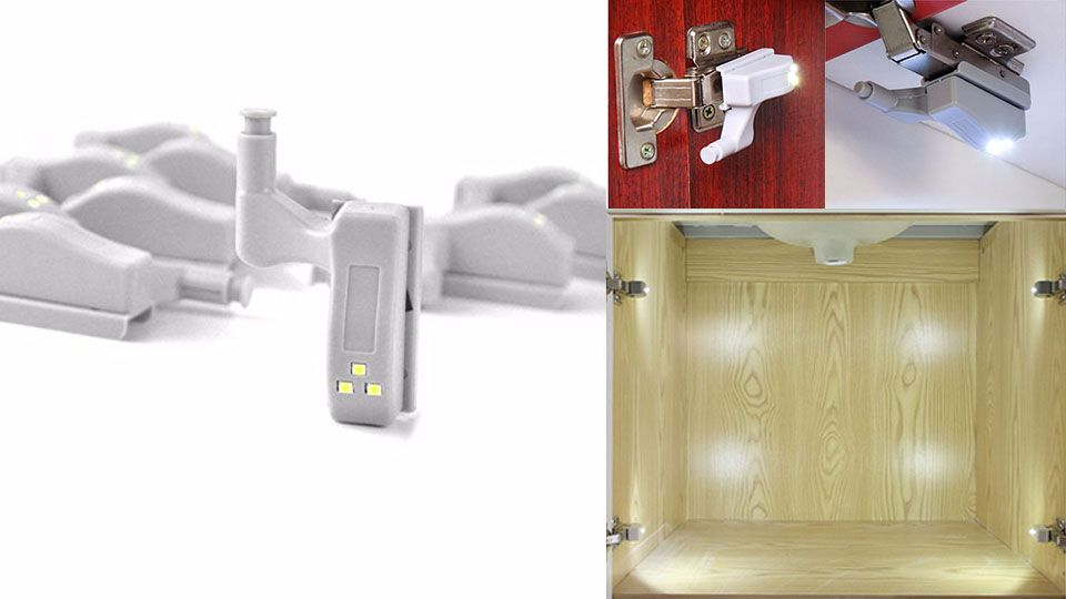 Cabinet Hinge Led Light Hinges For Cabinets Cool Things To Buy Led Lights