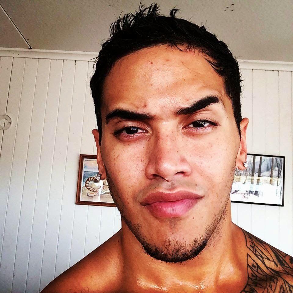 Hot 500 Polynesian And Pacific Island Men  Matthew Keali -8652