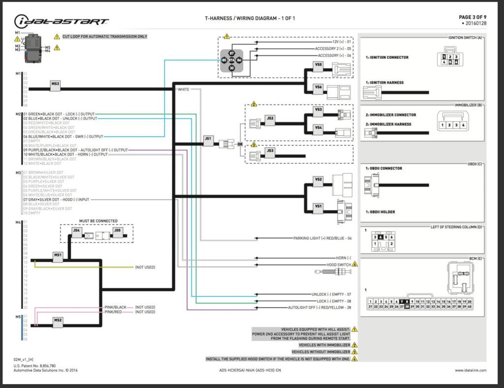 Wiring Diagram For Emergency Lighting And