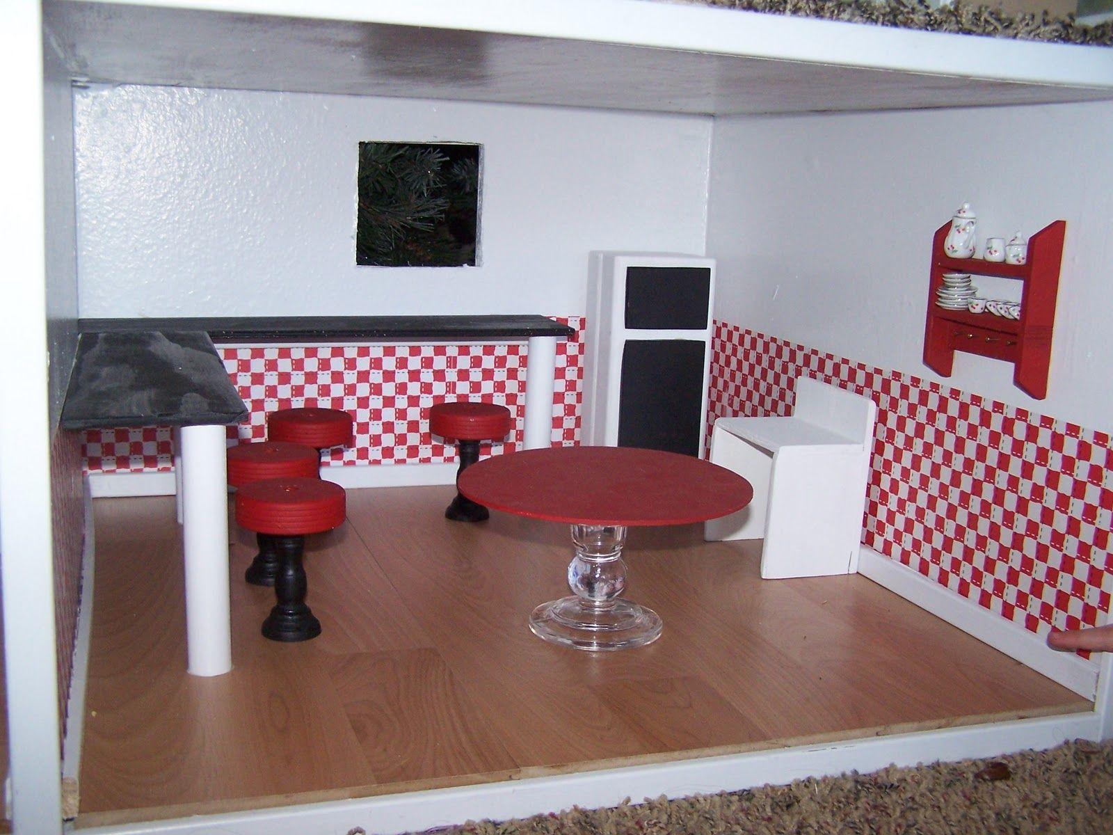 homemade barbie furniture ideas. Mommy\u0027s Menu: Homemade Barbie House Furniture Ideas 1